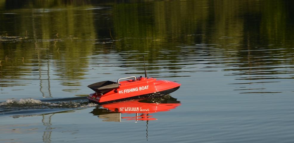 катера для рыбалки на управление
